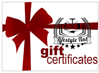 Lifestyle Tint Gift Certificates